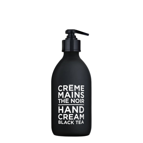 Hand Cream Black Tea 10 oz Bottle