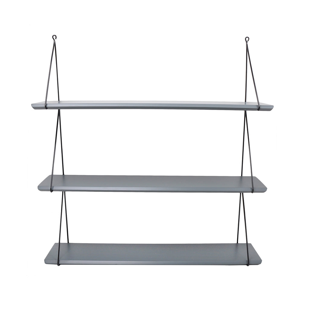 Shelf Etagere Babou 3 Ciment Grey