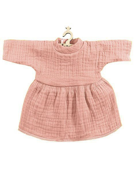 Doll Dress Faustine Rose
