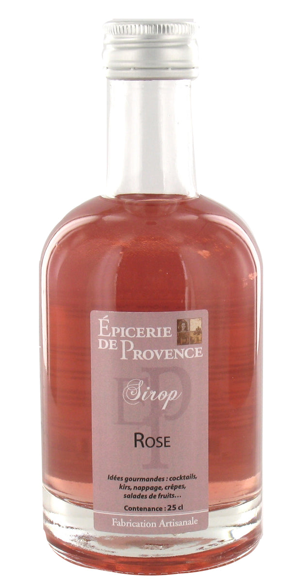 Rose Syrup 8oz