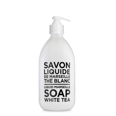 Liquid Marseille Soap White Tea 10 fl oz