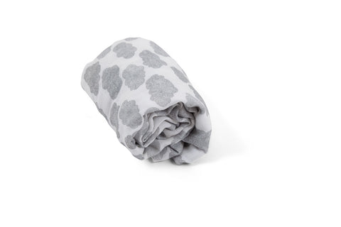 Fitted Sheet Papuche Cloud Crib