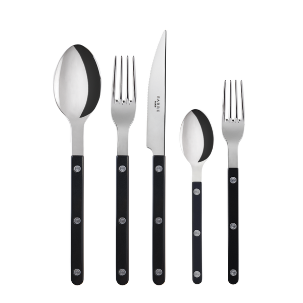 Flatware - Bistro Brilliant Black