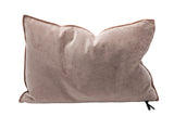 Cushion  - Velvet in Blush
