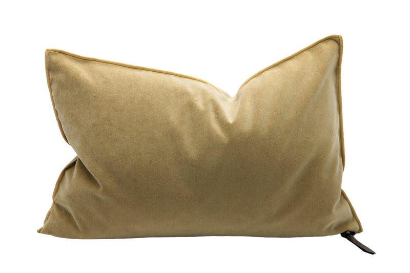 Cushion  - Velvet in Paille