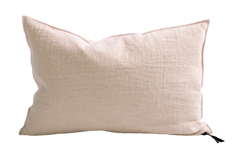 Cushion  - Crumpled Linen in Panty/Givré