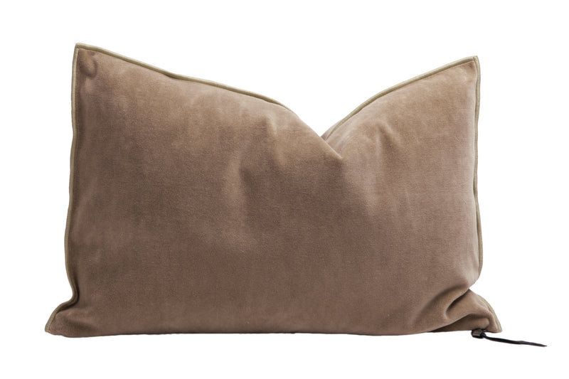 Cushion  - Vintage Velvet in Blush