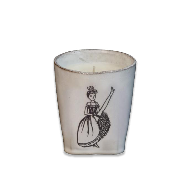 Candle Ceramic Scented Paradis Latin