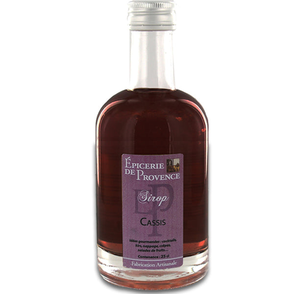 Cordial Syrup - Cassis