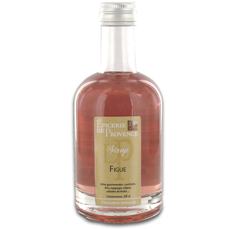 Cordial Syrup - Fig