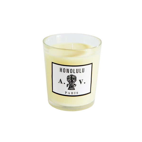 Candle Scented Honolulu