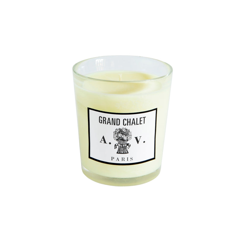 Scented Candle - Grand Chalet
