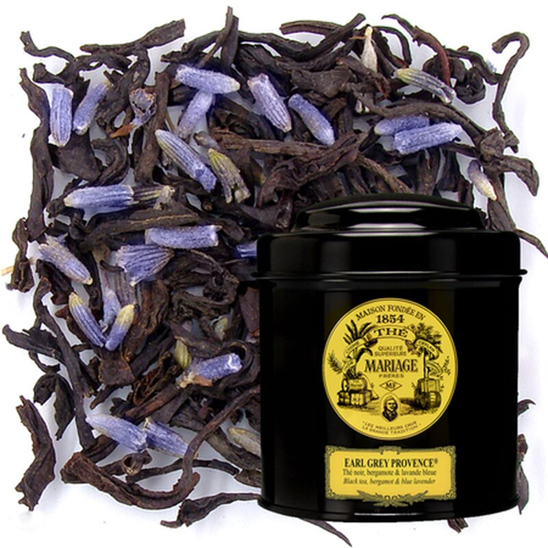 Tea - Earl Grey Provence Tin - Loose Leaf