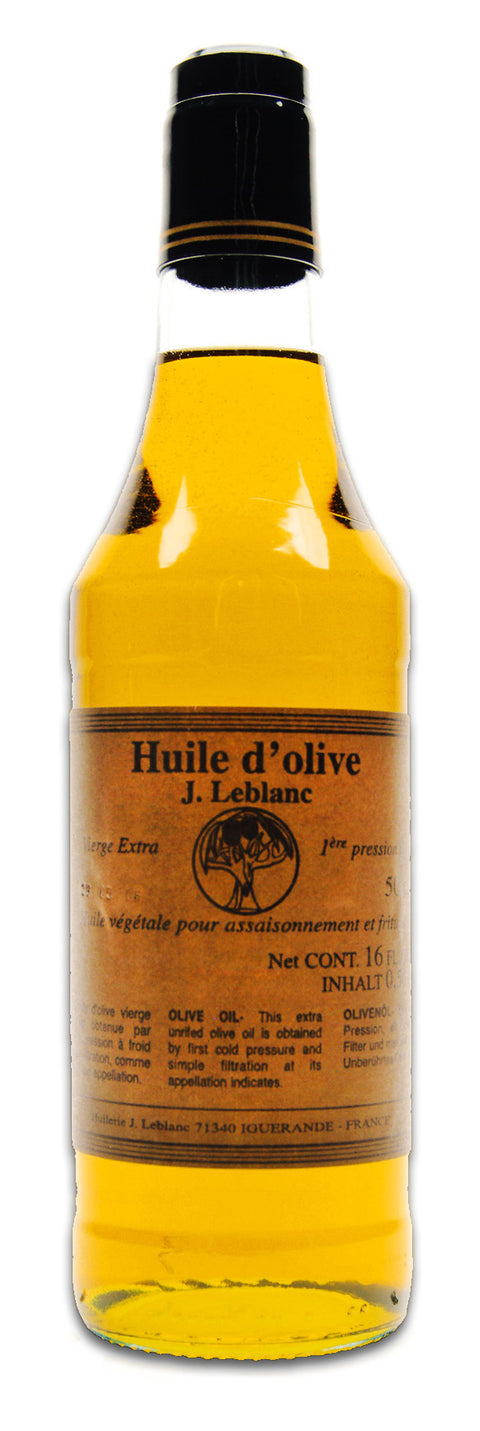 Pure First-Press Extra Virgin Olive Oil - 16oz