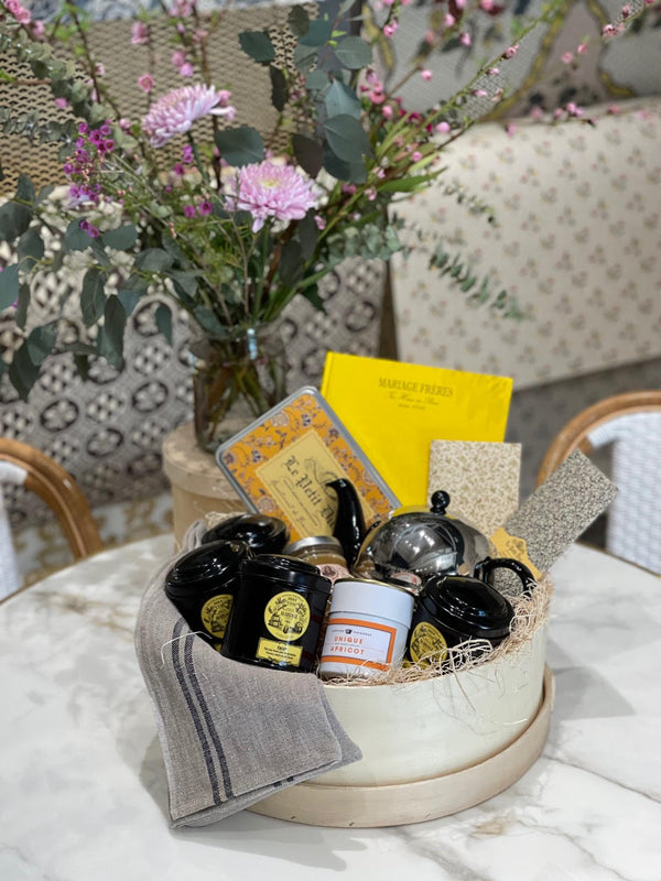 Tea Gift Basket #1