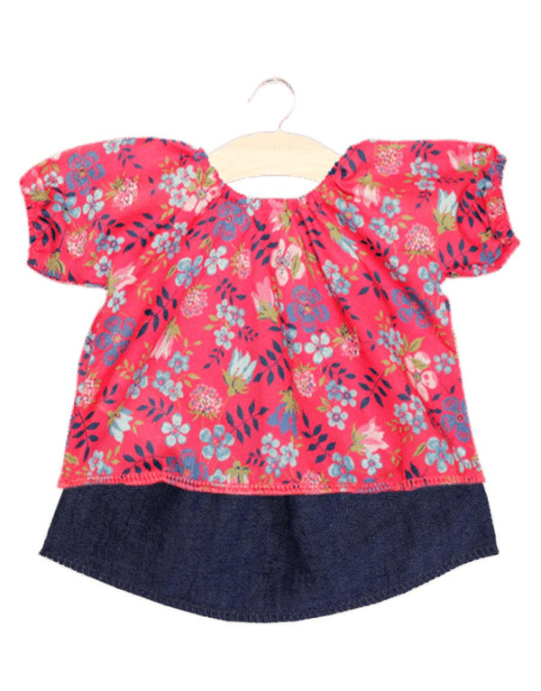 Doll Outfit Liberty Denim