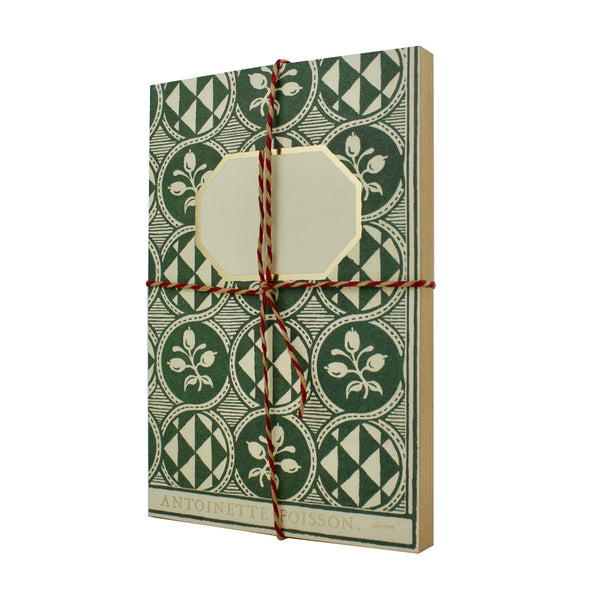 Notebook Pattern Olives 55A