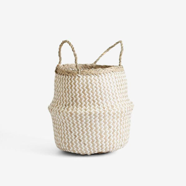 Basket Belly Zigzag Small