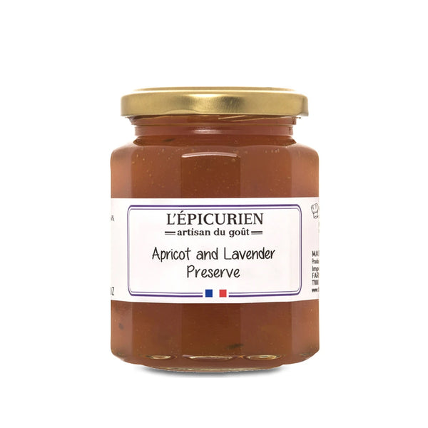 Apricot and Lavender Preserve