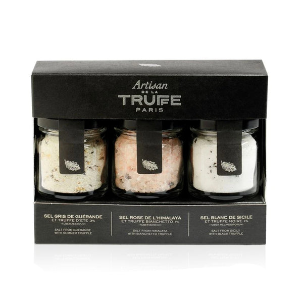 Gift Set Truffle Salt 3x30g