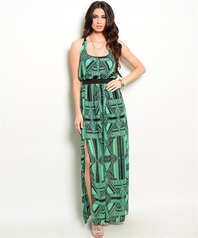 02 - Wild Vixen Maxi Dress