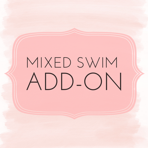 Mixed Size Swim Add-On