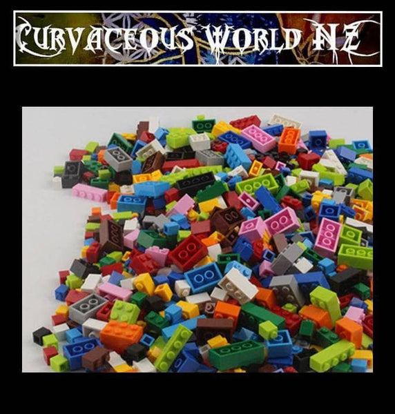 Self-Locking Bricks 1000Pcs
