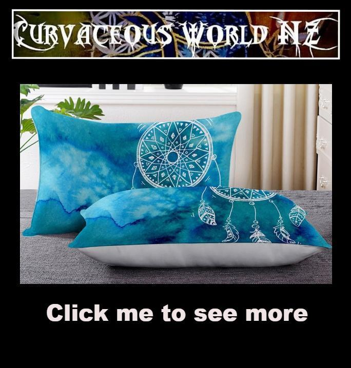 Watercolor Dreamcatcher  mandala Pillow two sizes available