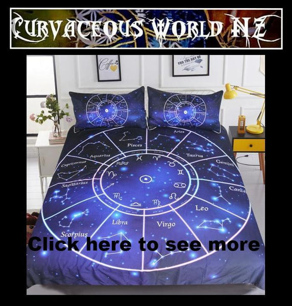 Constellations Galaxy Stars Duvet Cover