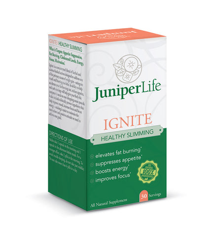 IGNITE: Healthy Slimming - Belly Fat Burner Appetite Suppressant