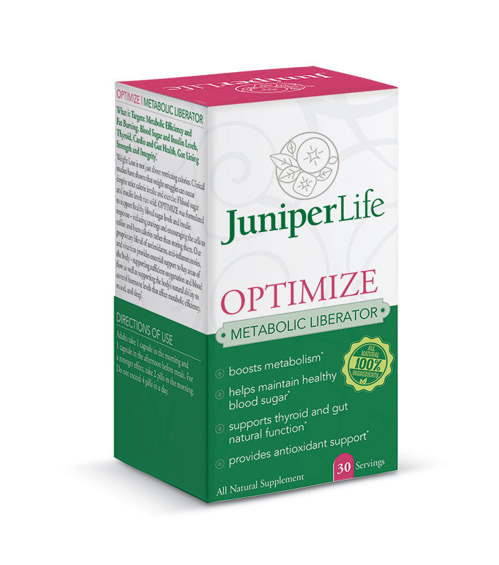 OPTIMIZE: Metabolic Liberator - Metabolic Support