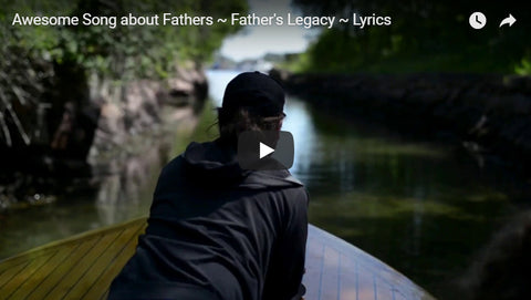Awesome Song about Fathers!