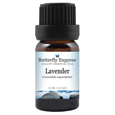 Butterfly Express Lavender Essential Oil