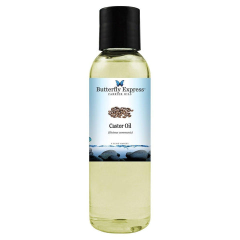 Butterfly Express Castor Carrier Oil