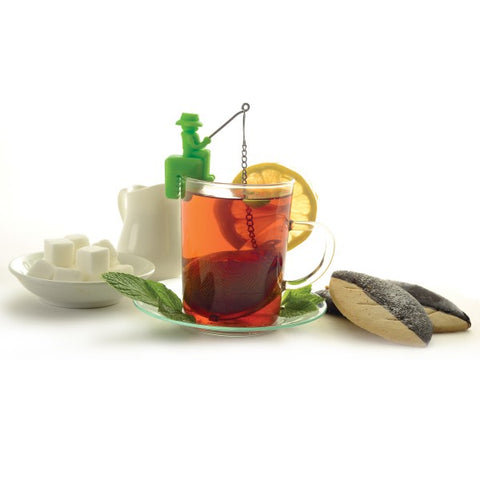 Fisherman tea infuser