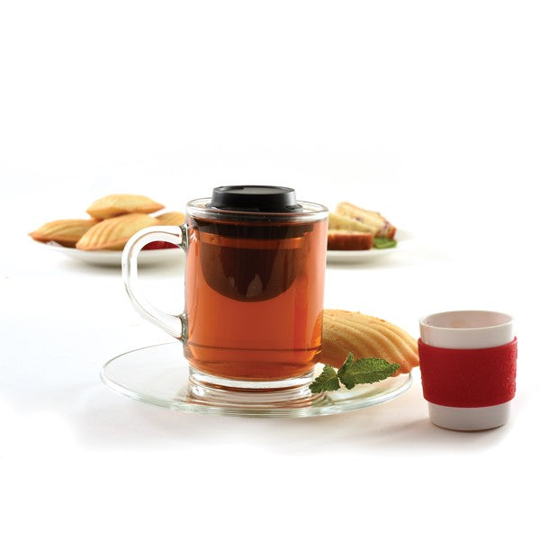 Floating To-Go-Cup Tea Infuser