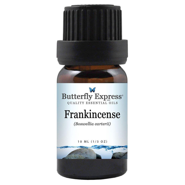 Butterfly Express Frankincense Essential Oil