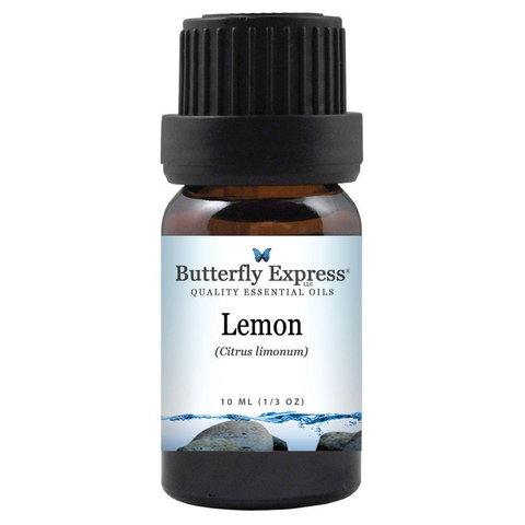 Butterfly Express Lemon Essential Oil