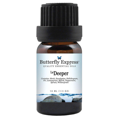 Butterfly Express Le Deeper Essential Oil