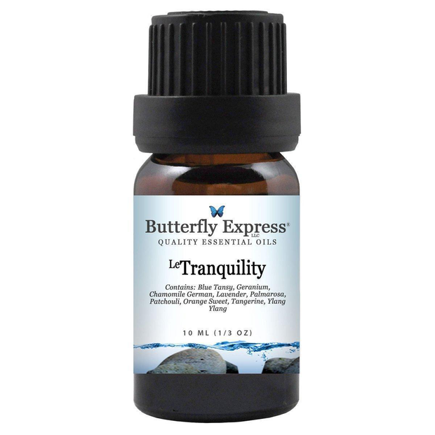 Butterfly Express Le Tranquility Essential Oil