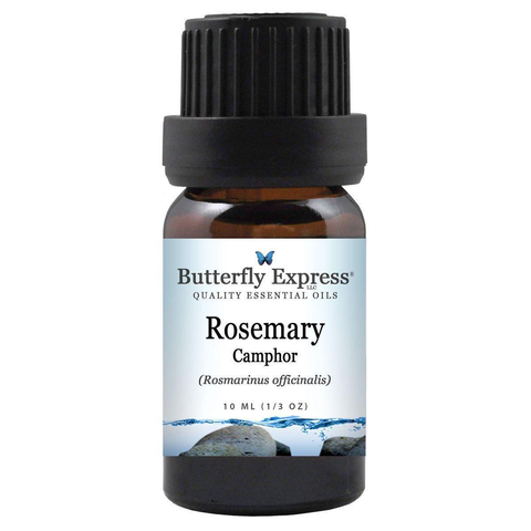 Butterfly Express Rosemary Camphor Essential Oil