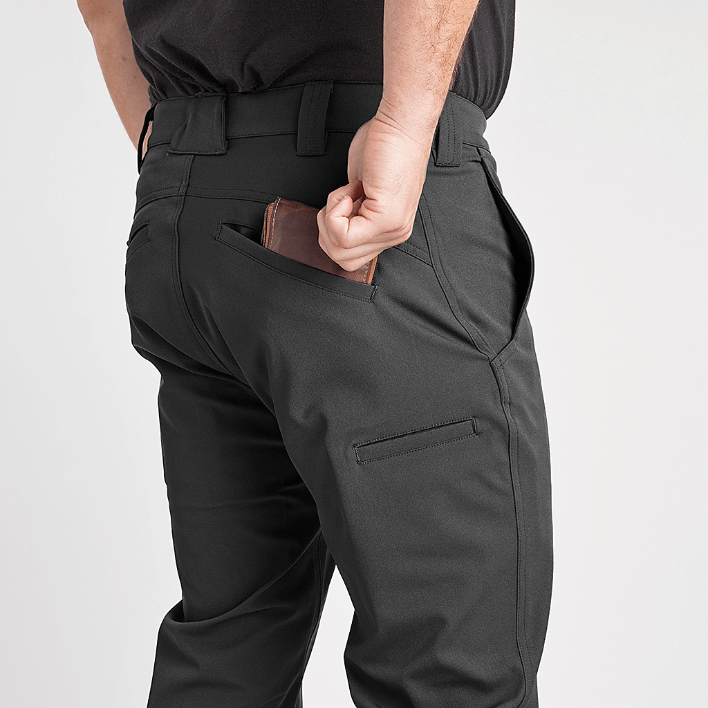 Angled Back Pockets | 1620 Workwear, Inc. | Made in the USA