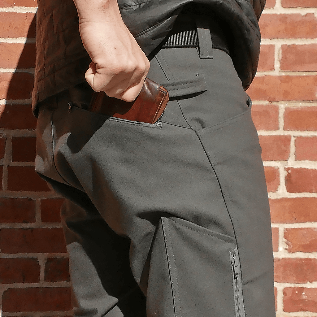 Back Pockets | 1620 Workwear, Inc. | Made in the USA