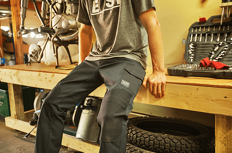 Durastretch Cargo Pant | 1620 Workwear, Inc. | Made in the USA