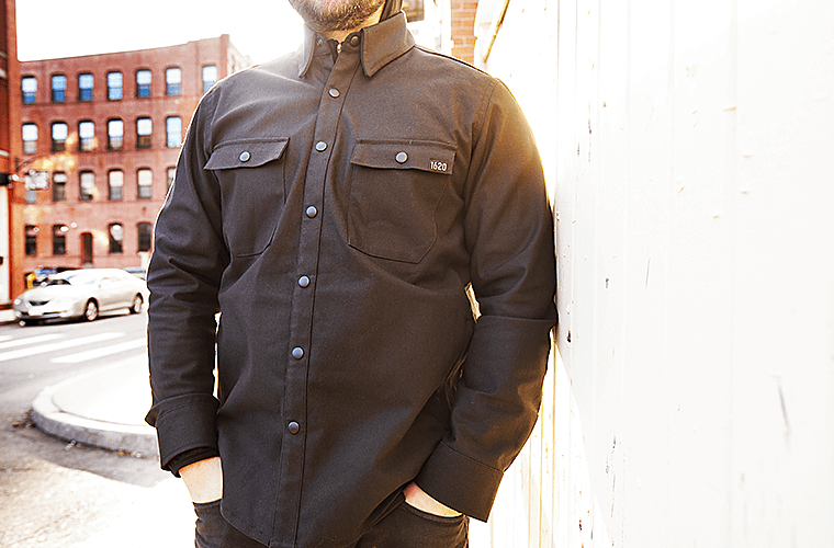Shirt Jacket | 1620 Workwear, Inc. | Made in the USA