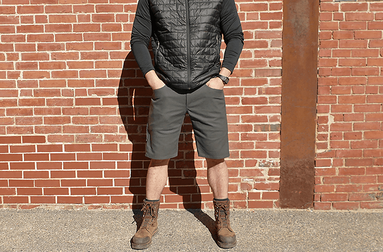 16d Utility Shorts | 1620 Workwear, Inc. | Made in the USA