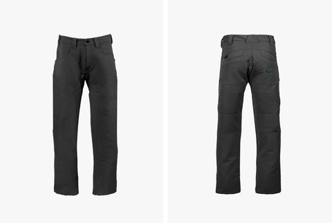1620 Workwear Black Pants