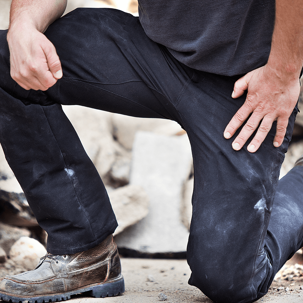 Gusseted Crotch | 1620 Workwear, Inc. | Made in the USA