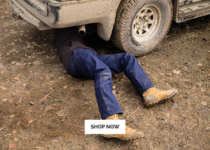 Stretch Shop Pant | 1620 Workwear