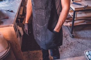Utility Apron | 1620 Workwear, Inc. | Premium Men's Clothing